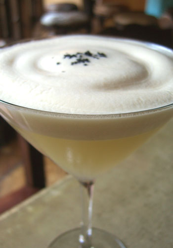 Jeffrey Morgenthaler 187 Margarita With Cadillac Foam And